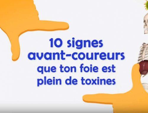 10 Signes Avant-Coureurs Que Ton Foie Est Plein de Toxines
